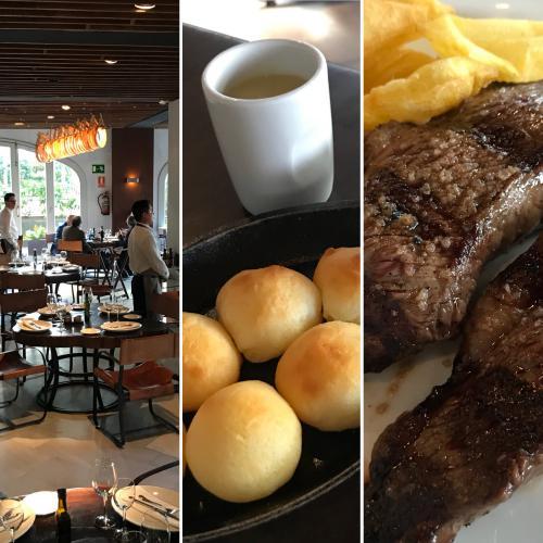 RUBAIYAT | Cortes de carne brasileña de buena calidad (a precios muy elevados)