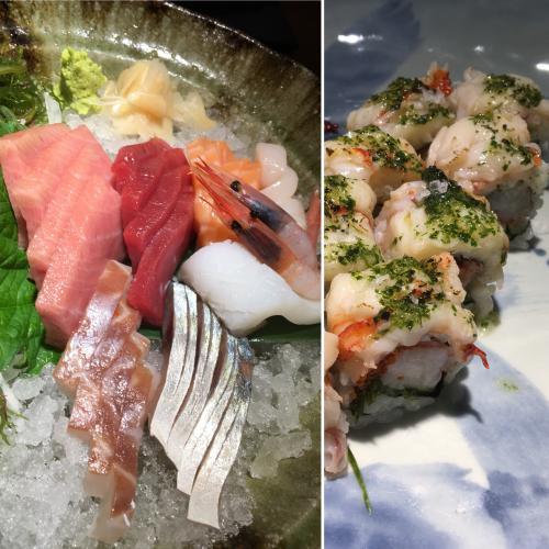 99 SUSHI BAR | Delicadeza y fusión en japonés elegante
