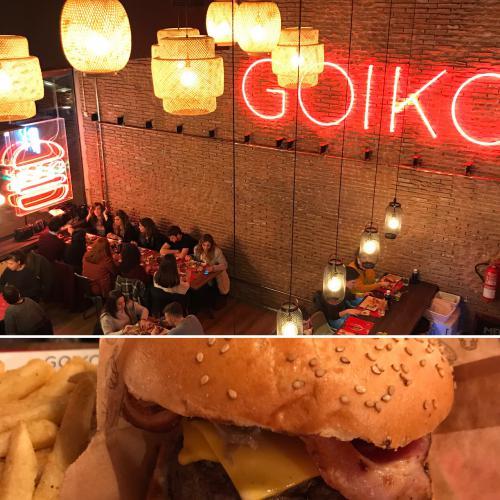 Restaurante Goiko Grill