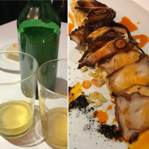 COUZAPÍN | Buen asturiano para beber sidra y comer platos tradicionales