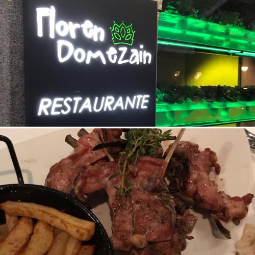 Restaurante Floren Domezáin