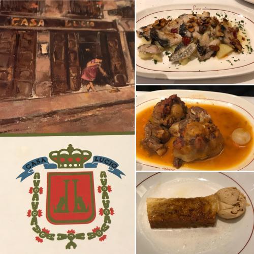 Restaurante Casa Lucio 2