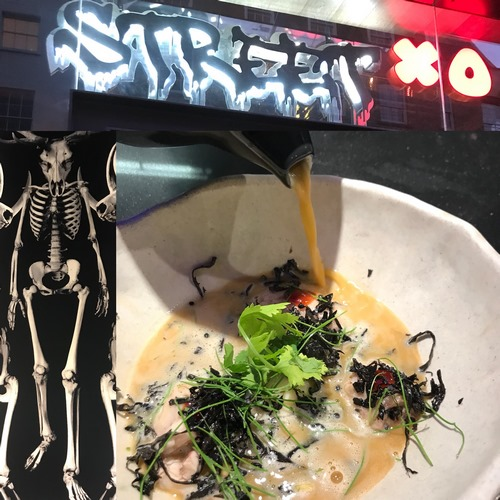 StreetXO (Londres) | Rompedora cocina fusión de la mano de David Muñoz