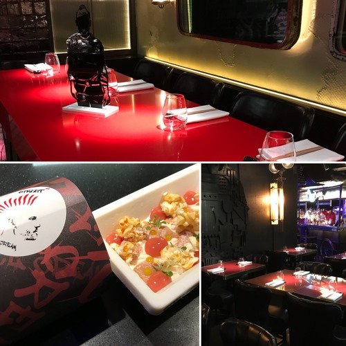 Restaurante StreetXO Londres