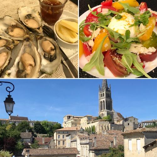 L'ENVERS DU DECOR (Saint-Émilion) | Cocina francesa en pueblo con encanto