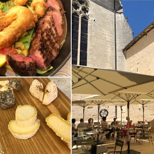 Restaurante L'Envers du Decor (Saint Émilion)