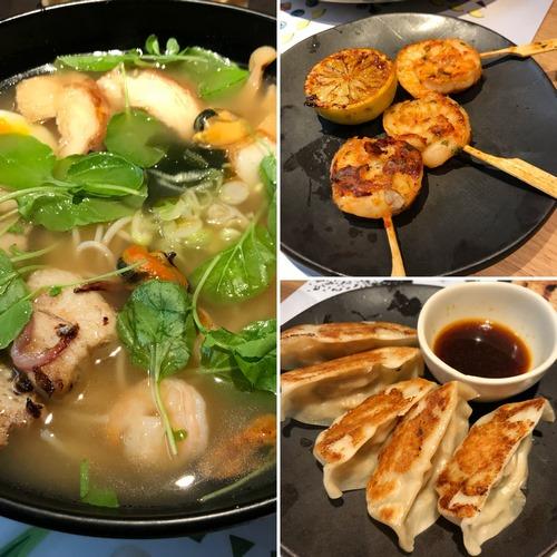 "WAGAMAMA | Restaurante asiático estilo ""fast food"""