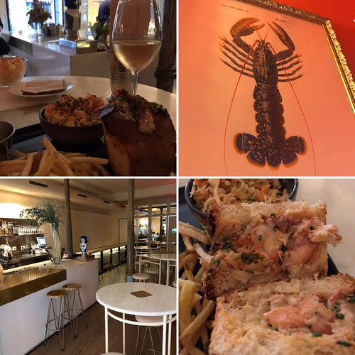 "LOBSTERIE | Lobster Bar ""a la gallega"""