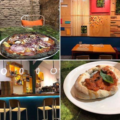 PIZZI & DIXIE | Cocina italiana vegana en Malasaña