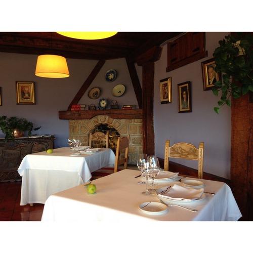 ANDRA MARI (Bilbao) | Caserío vasco de cocina tradicional actualizada