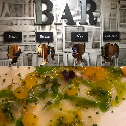 L'ESCOLETA (Dénia) | Cocina elaborada en local con encanto