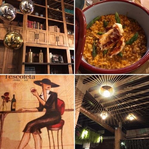 Restaurante L'Escoleta Denia