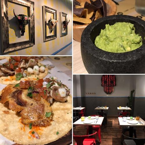 MAWEY TACO BAR | Tacos de autor y ambiente divertido