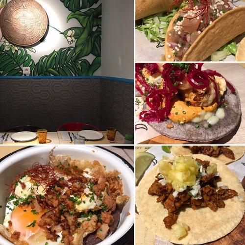Restaurante Mawey Taco Bar