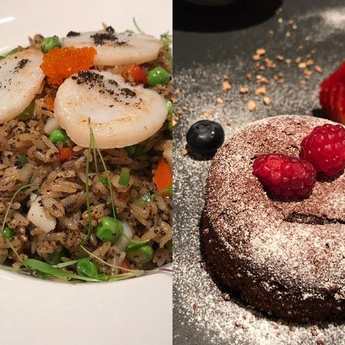 THE ONE | Alta cocina de Hong Kong, con guiños españoles, a manos de Dave Cheng