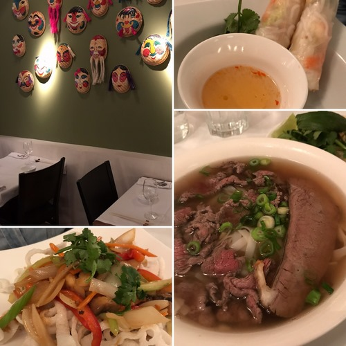 VIETNAM 24 | Auténtica cocina vietnamita en Las Salesas