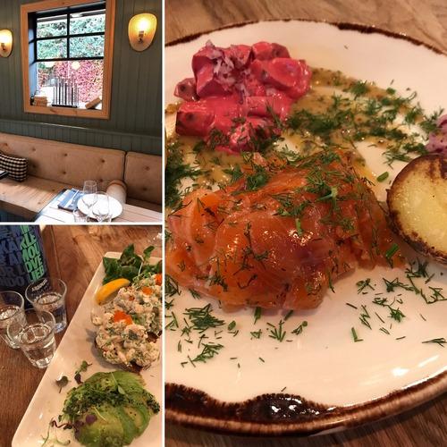GUITO'S | Representante de cocina nórdica en la capital