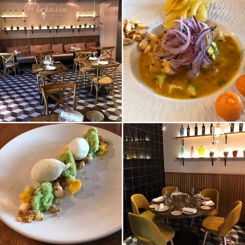 LATASIA | Casa de comidas de cocina fusión latino-asiática