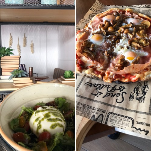 PINSA PIZZA | Nuevo formato de pizza originaria de Roma
