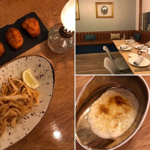 QUINQUÉ | Casa de comidas moderna con recetas muy apetecibles