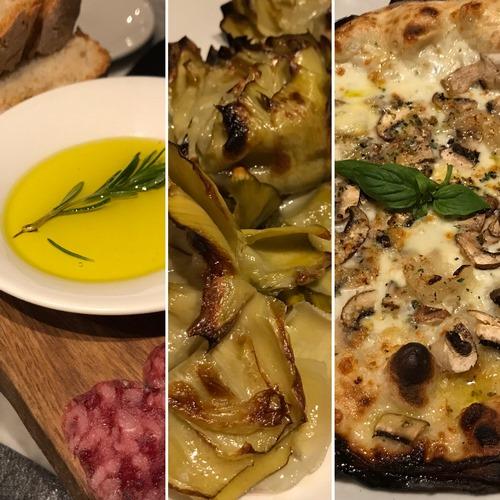 ROOSTIQ | Cocina de producto en horno de leña napolitano