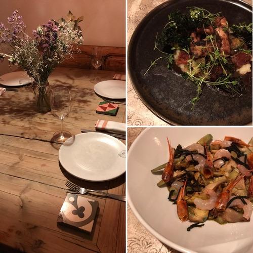 TRICICLO | Cocina de guisos y viajera, en local con encanto