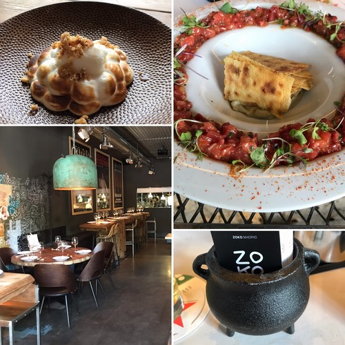 Restaurante Zoko