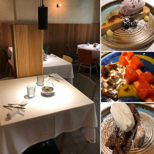 Restaurante Salino Madrid