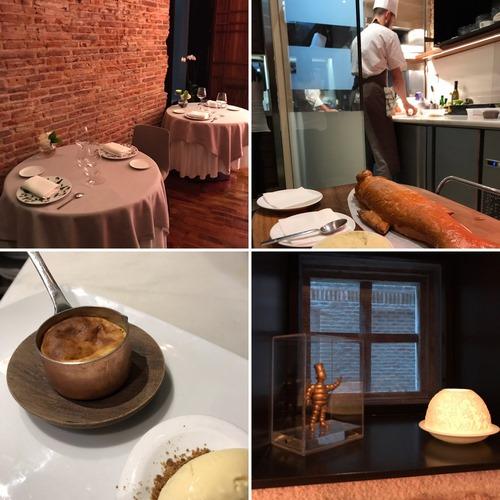 HORTENSIO | Bistrot elegante de cocina francesa muy elaborada