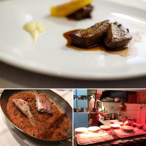Restaurante Hortensio Madrid