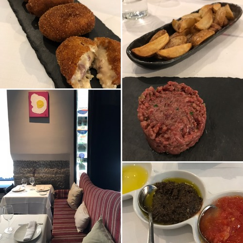Restaurante La Buena Vida Madrid