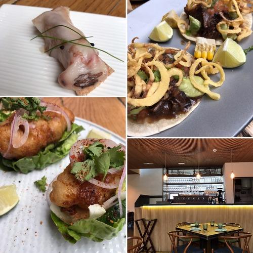 Restaurante El Sainete Madrid