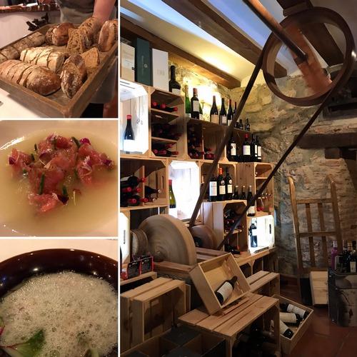 Restaurante Molino de Alcuneza (Sigüenza)
