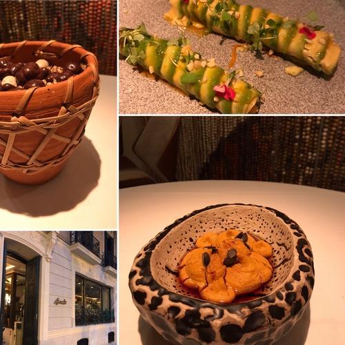 Aarde Restaurante Madrid