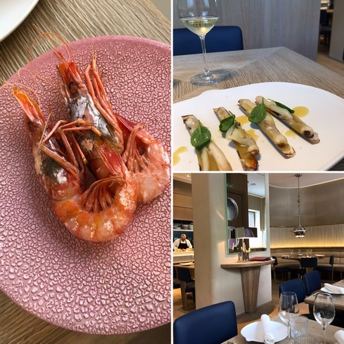 BISTRONÓMIKA | Cocina marinera en nuevo local más elegante
