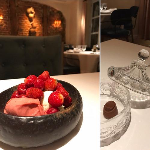 Restaurante Le Bistroman Atelier