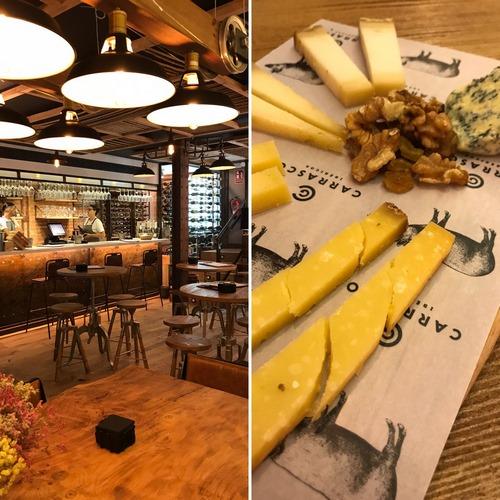 EL MARGINAL | Bar de vinos englobado en la propuesta de Bulbiza