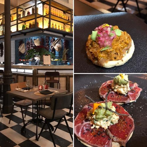 REGAÑADIENTES | Cocina mexicana con producto de temporada en local de moda
