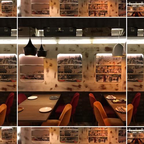 TANDOORI STATION | Excelente cocina india en una sala moderna