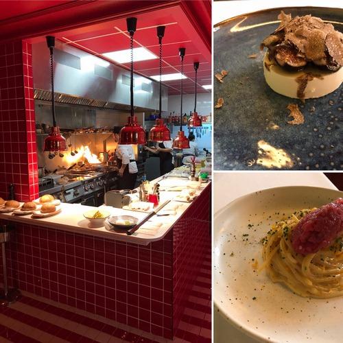 NOI | Cocina italiana actualizada del Grupo El Pradal