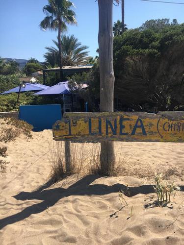 PRIMERA LÍNEA (Dénia) | Buena cocina valenciana junto a la playa de Las Marinas