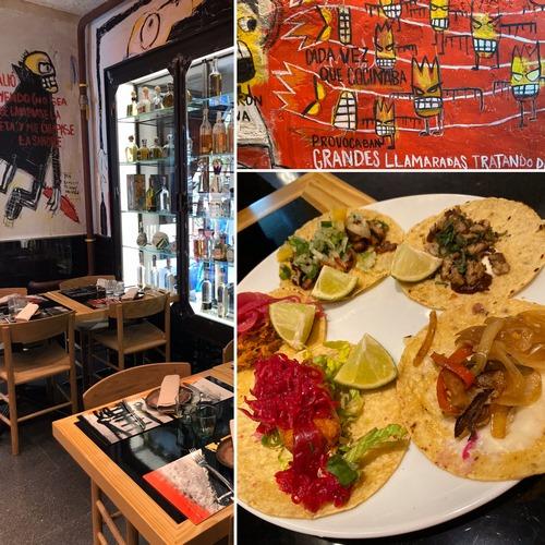 Restaurante Cantina Roo Madrid
