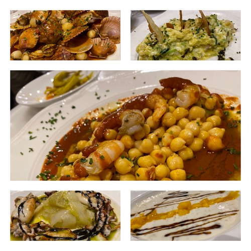 Restaurante La Castela Madrid