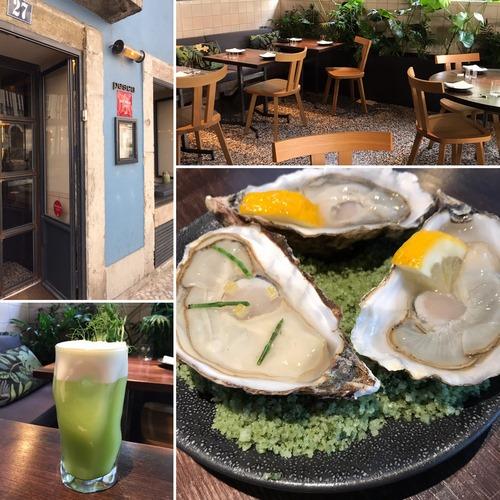 Restaurante Pesca Lisboa