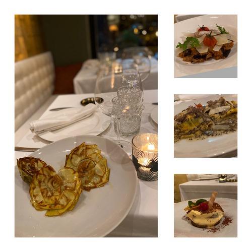 Restaurante Più di Prima Madrid