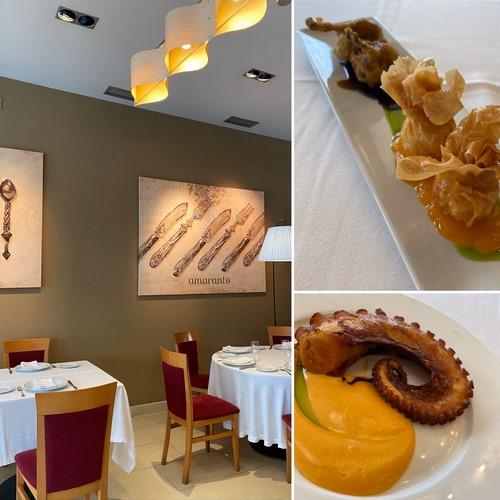 Restaurante Amaranto Talavera de la Reina
