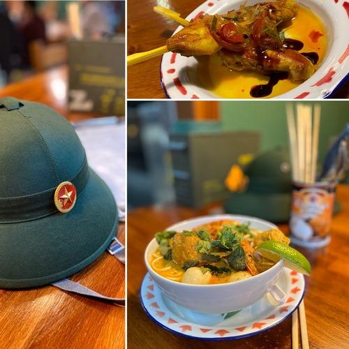 ASIAN ARMY | Cocina callejera del sudeste asiático en el Mercado de Antón Martín