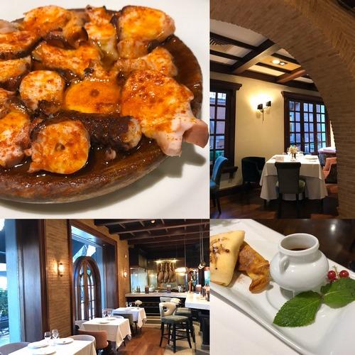 SANXENXO | Cocina gallega clásica en salones señoriales