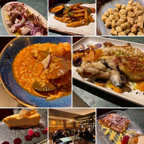Restaurante La Monte Madrid