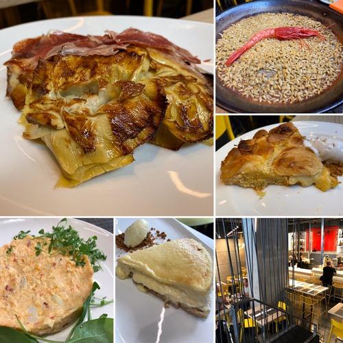 Restaurante La Tajada Madrid
